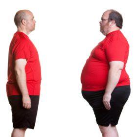gewicht verliezen