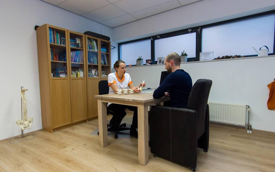 Chiropractie Eindhoven
